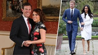 Queen's former aide says Eugenie's wedding won