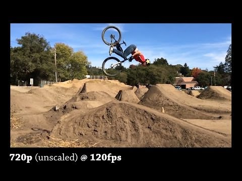 iPhone 5s Slow-Mo Video Test: Amazing Quality!