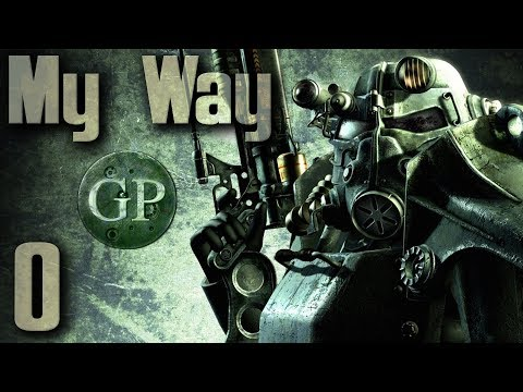 Modding Fallout 3 : My Way : Introduction  : 0 (Read Pinned Comment)