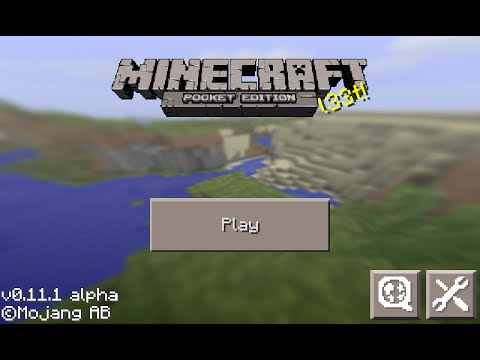 How to join Minecraft PE Server [0.11.1]