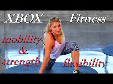 Xbox Fitness with Anja Garcia - Mobility & Strength 04 - Flexibility