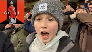 Manchester United v Club Brugge | Match Day Vlog | Europa League 32 | 2nd Leg | 27.02.2020