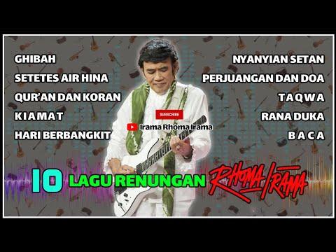 Download 10 Lagu Renungan Rhoma Irama Volume IV MP3 Gratis