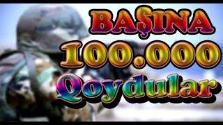 ermənilərin BAŞINA 100 MİN PUL QOYDUGU QƏHRƏMANIMIZ