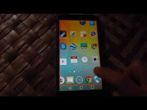 How to disable Touch-Zoom on LG G3 (Triple-Tapping)