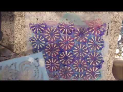 Craft Hack- Best Way to Clean Your Stencils
