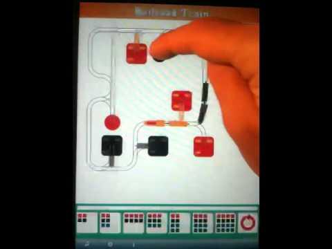 Jambots presents Railroad Train for iPad