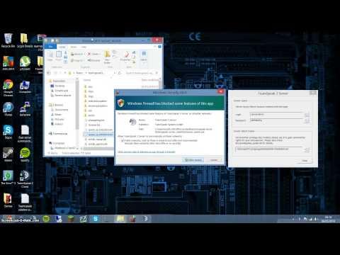 How to make a teamspeak 3 server (Windows)