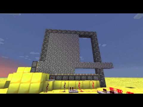 Self Building Cobble-Stone Wall