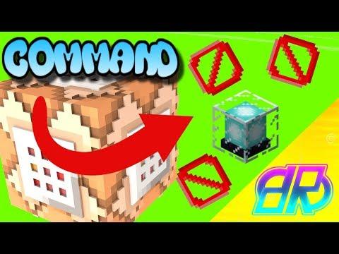 Minecraft Command Block Tutorial Barriers Bedrock Edition (Xbox One,Mcpe,Windows10)