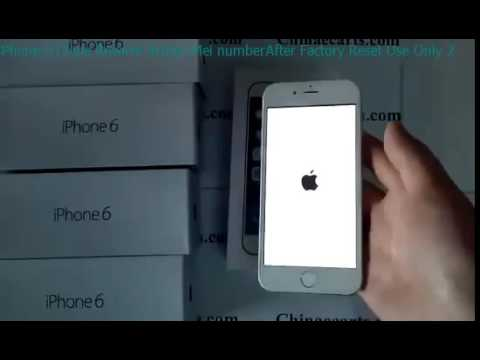 Iphone 6 clone,Rewirte Active iMei number