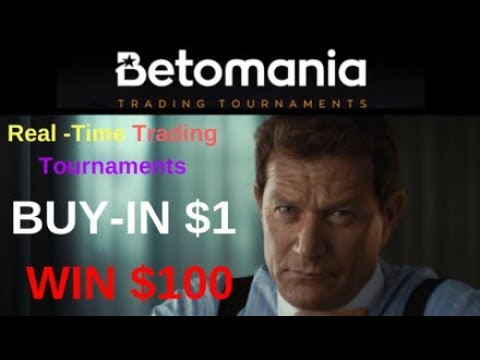 Betomania Strategy - The biggest Competition of Trading Social & Live Poker