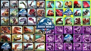 new jurassic world alive dinos Videos - 9tube tv