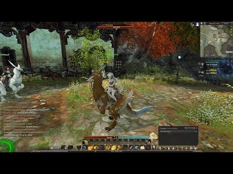 Echo of Soul Gameplay: First Mount (PC HD)