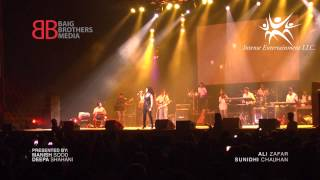 """Sunidhi Chauhan Live in Concert """"Ishq Sufiyana"""""""