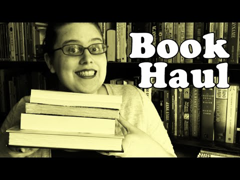 Book Haul #19: Barnes and Noble Gift Card and Used Bookstore Credit Facilitated Edition