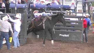 UHSRA Bareback & Saddle Bronc Riding, Wasatch Rodeo, Heber City, Utah, May 10, 2013