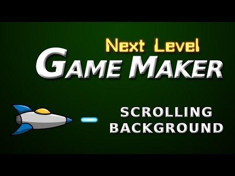 Game Maker Tutorial - 'Side Scroller' 1