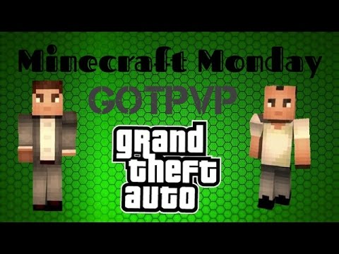 Minecraft Monday: GotPvP GTA!
