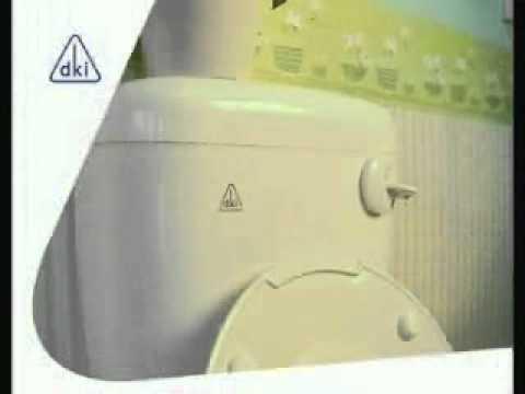 DKI Plastic Cistern