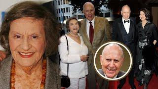 Carl Reiner Family Video With Wife Estelle Reiner | RIP Carl Reiner