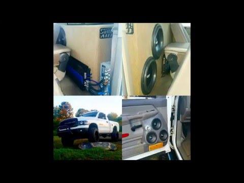 Dodge Ram Single Cab Sound System Build Log - Sundown Audio - Crescendo Audio