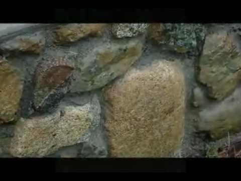 Rock wall Masonry,  tips to get you started! (See recent videos for more)