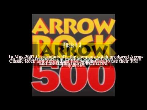 Arrow Classic Rock Top # 9 Facts