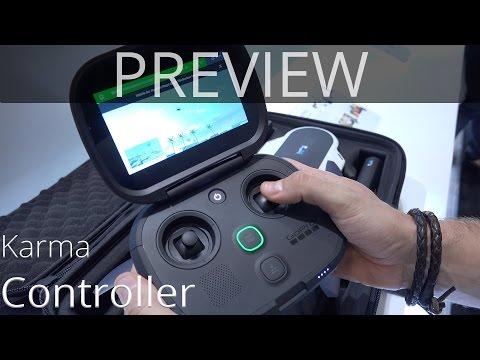 GoPro Karma Controller + Flight Simulator Hands-On