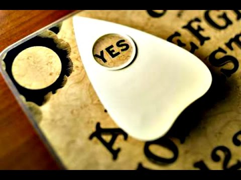 Ouija Board LIVE Summoning Spirits