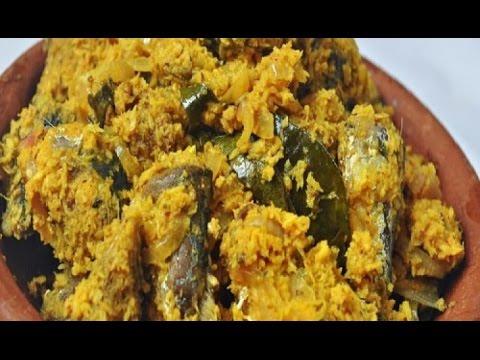 Coockery Show | MATHI THORAN (മത്തി പീര) | Recipes by Ponnamma Babu