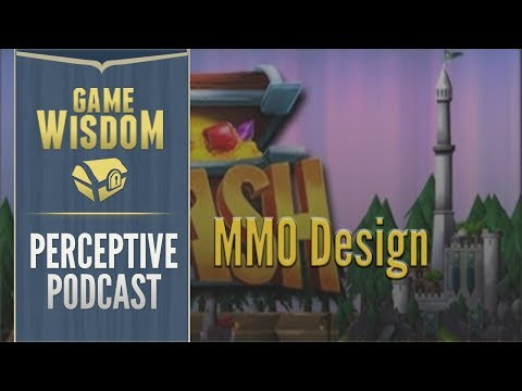 Making an MMORPG With Frogdice -- Perceptive Podcast