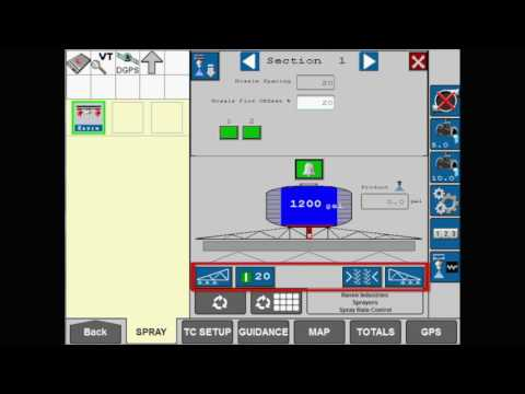 AIM Command FLEX: Flow Offsets on the AFS Pro 700 display