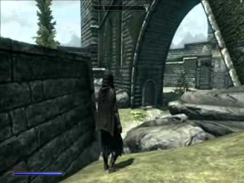 Xbox 360 Skyrim Mod Dawnguard Hearthfire Play as Serana, New Game Save with Modded Safe House