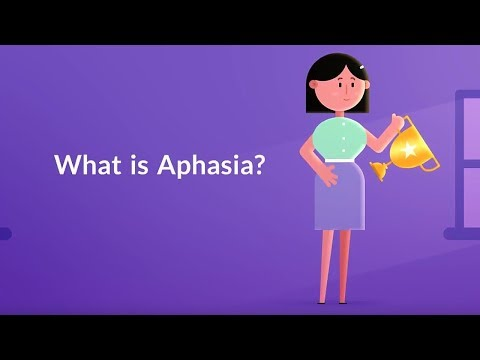 What is Aphasia? (Language Disorder)