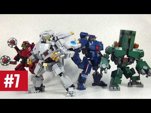 Lego Pacific Rim Top 10