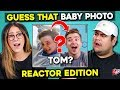Can YOU Guess That Reactors Baby Photo FBE Staff React