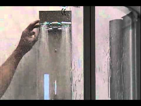 Steam Shower Room Spa Sauna Bath (Model Tokyo) 2.flv