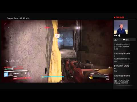Livestream Highlight 11/12/15: Matthew does non-terribly (for once)