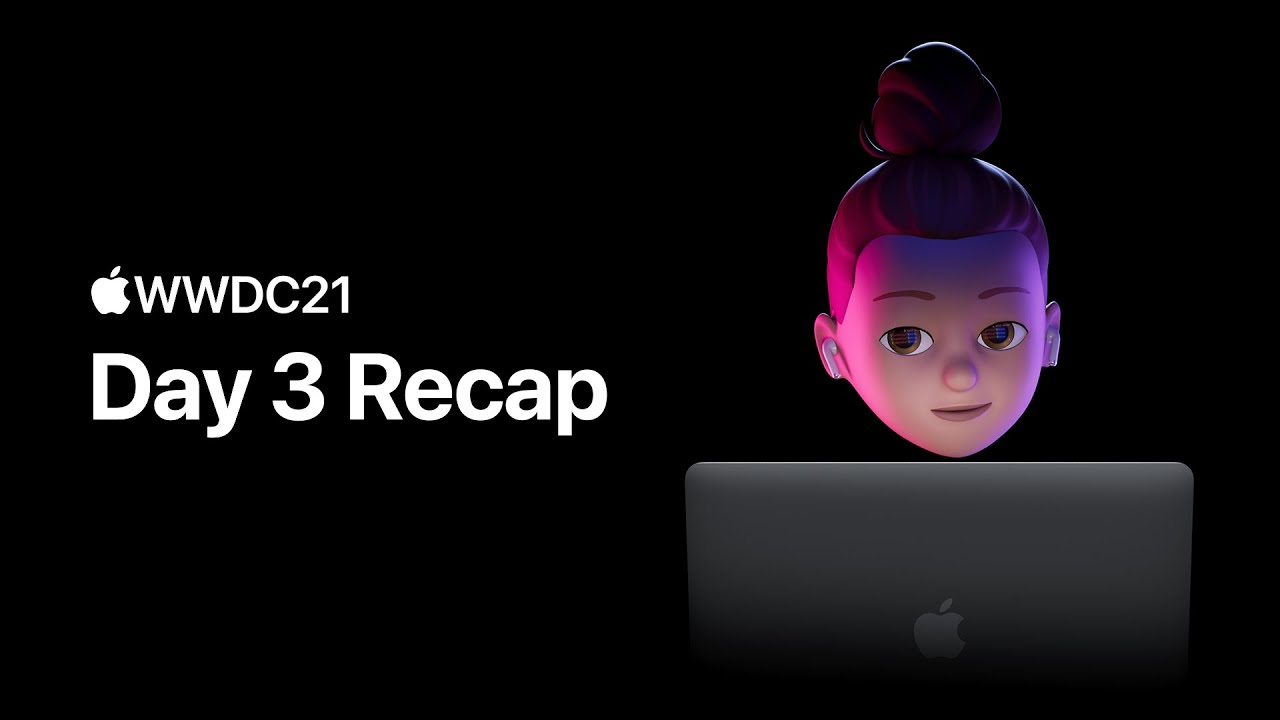 WWDC21 Day 3: Coded Reality | Apple
