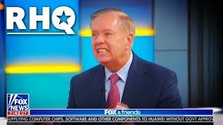 Download Lindsey Graham's Fox News MELTDOWN Video