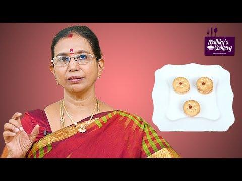 BISCUIT SANDWICH : Mallika Badrinath Recipes | FastFood BreakFast