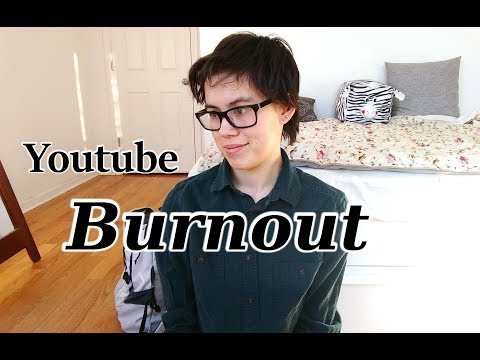 How I Fight Burnout | YouTube and Mental Health
