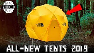 8 New Tents that Prove Affordable Camping Still Exists in 2019