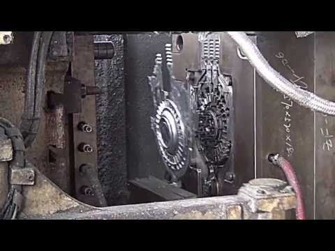 Die Casting 101 - Aluminum die casting process by Die Castings China