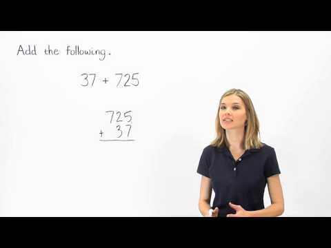 Addition | Adding Whole Numbers | MathHelp.com