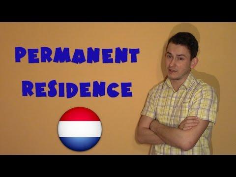 Netherlands #9 - Permanent residence