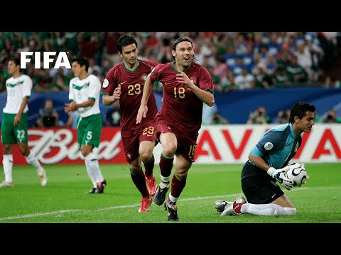 watch Portugal v Mexico, 2006 FIFA World Cup