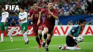 portugal v mexico 2006 fifa world cup
