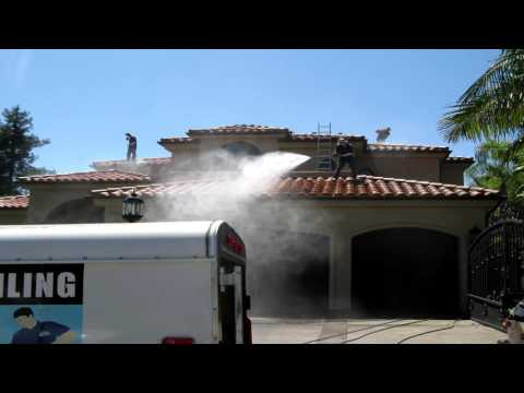 Roof Cleaning Fountain Valley  Customhomedetailing.com
